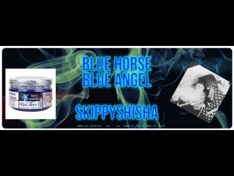 Blue Horse - Blue Angel   SkippyShisha International