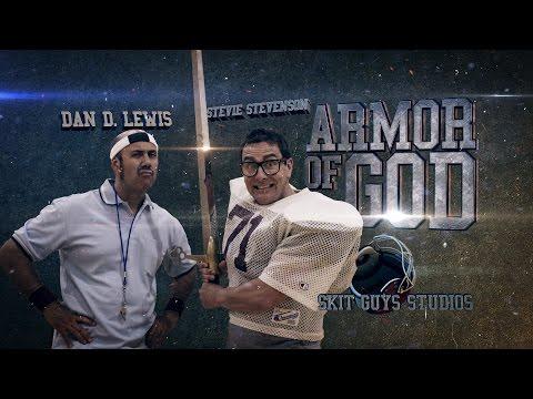 Armor of God - The Skit Guys