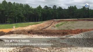 VIDEO EXTRA: John Montgomery shows sites of future home construction in #Spartanburg
