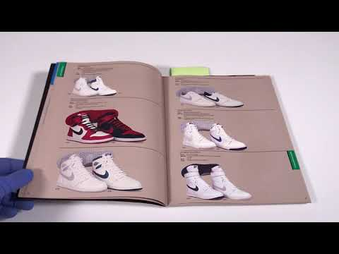 ShoeZeum The First Air Jordans Appear In The Spring 1986 Nike Performance Footwear Catalog