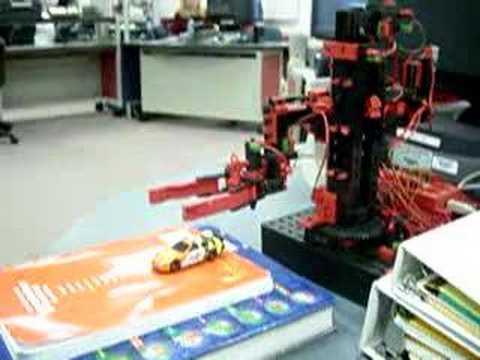 Thesis robotic arm