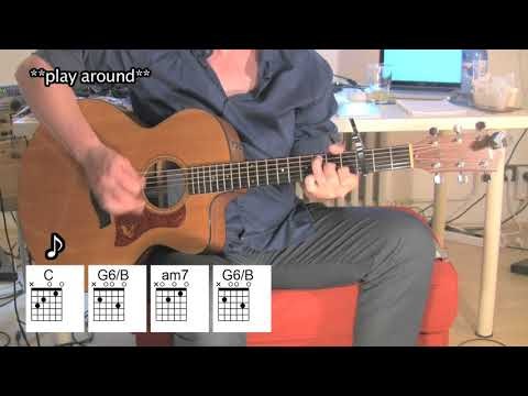 Landslide - Acoustic Guitar - Fleetwood Mac - Chords