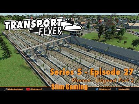 Transport Fever - Series 5 - The Netherlands - Episode 27