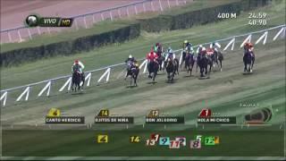 Vidéo de la course PMU PREMIO FELIZ DE LA VIDA