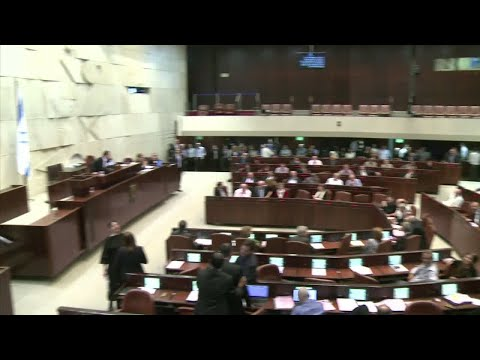 مشروع قانون يتيح إنزال عقوبة الإعدام على منفذي الهجمات ضد الإسرائيليين  - نشر قبل 27 دقيقة