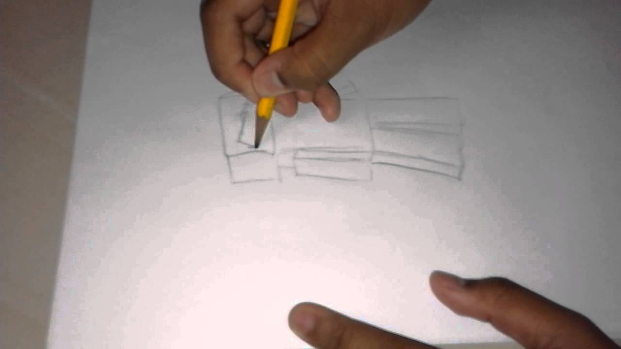 How To Draw Dantdm(minecraft Skin)