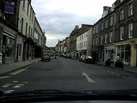 aroond hawick scotland