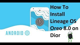 Android 8 1 Oreo Update Redmi Note 4G Dior | CypherOS
