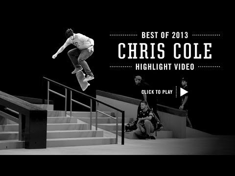 Street League's Best of 2013: Chris Cole