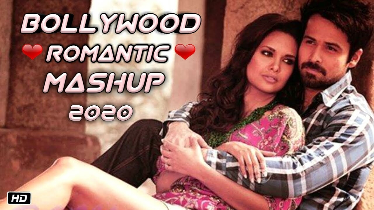 Bollywood Hit's Romantic Love (MASHUP) 2020   DJ Kiran (NG)   V4H Music