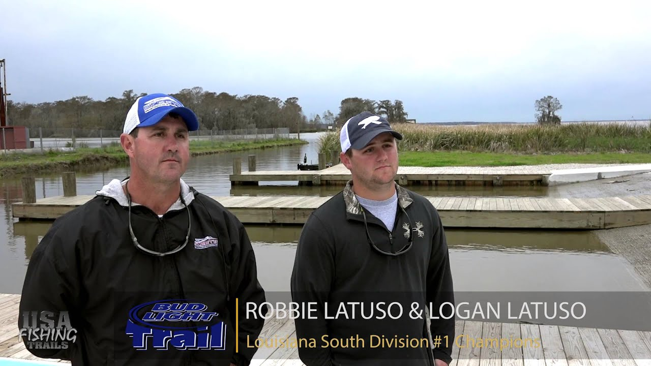 Great 2016 Bud Light Trail   Louisiana South Division #1   Robbie Latuso U0026 Logan  Latuso Final 1