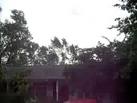 Cincinnati Wind Storm 9/14/08- Hurricane Ike #2