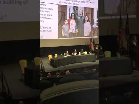 2019 Congressional Military Family Caucus - Special Education Panel