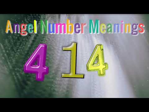 Angel Number 414 – Meaning And Symbolism - Angel Numbers Meaning