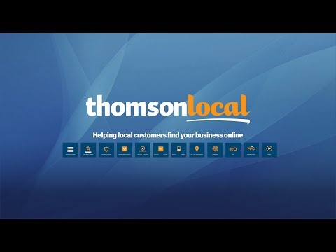 Thomson Local Product Showcase