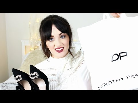 Dorothy Perkins Haul! | Becca Rose Ad