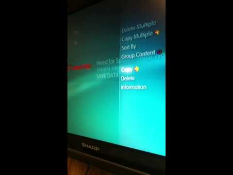 how to free up space on ps3 super slim