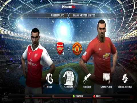 PES 2012 New Season Patch 2017