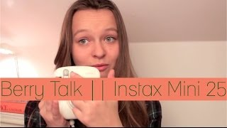 Berry Talk || Instax