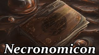 The Necronomicon  All You Need to Know About the Worlds Most Dangerous Book