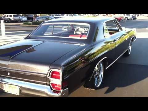 1968 Ford Galaxie walkaround by californiaimport