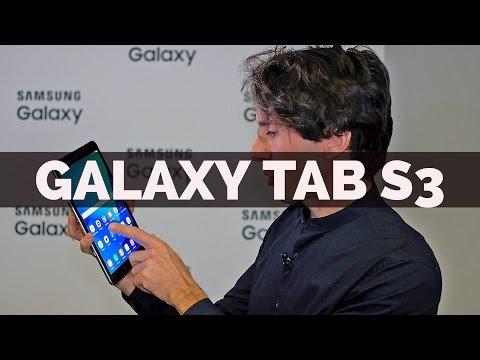 Samsung Galaxy Tab S3 ufficiale: tastiera, S-Pen e 4K HDR | HDblog MWC