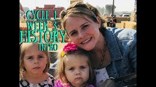 Cycle 1 Week 3 History Intro - CUT DOWN MEMORY WORK TIME