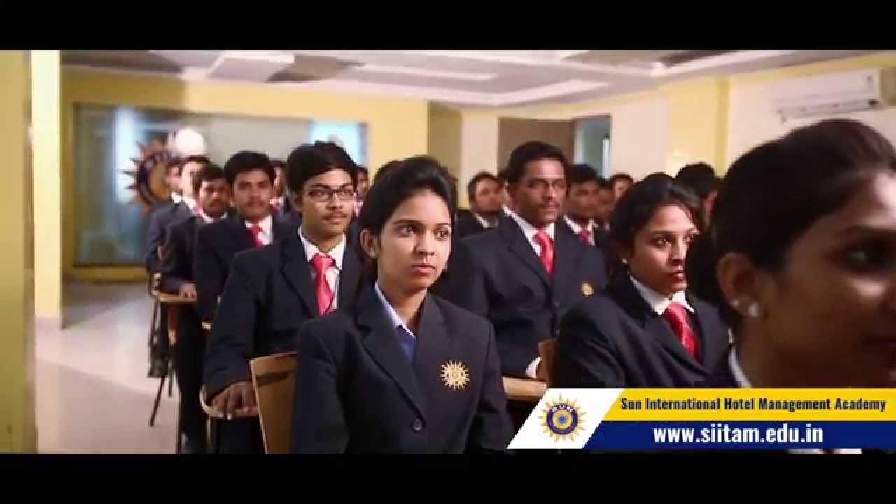 Hotel Management Colleges in Visakhapatnam, Hyderabad : SUN