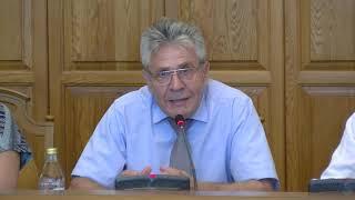 Президент РАН и губернатор области провели совещание в НИУ «БелГУ»