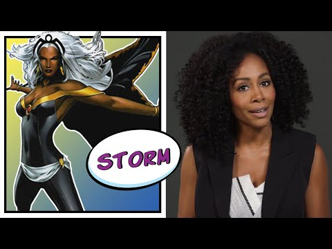 8 Things Luke Cage's Simone Missick Has in Common With Your Favorite Superheroes  Glamour