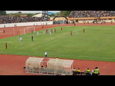 Guiné-Bissau vs Namíbia 2017
