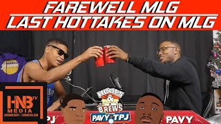 Last Hoops N Brews Clip on MLG | Farewell MLG Highlights | Hoops N Brews