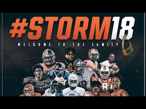 Miami Hurricanes 2018 Recruiting Class | Storm18 | Pledge Allegiance |