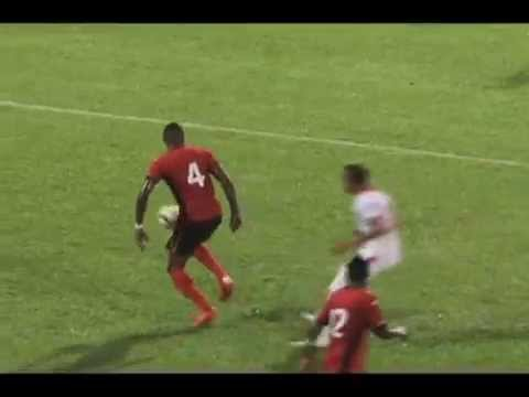 T&T vs PANAMA 27-March 2015