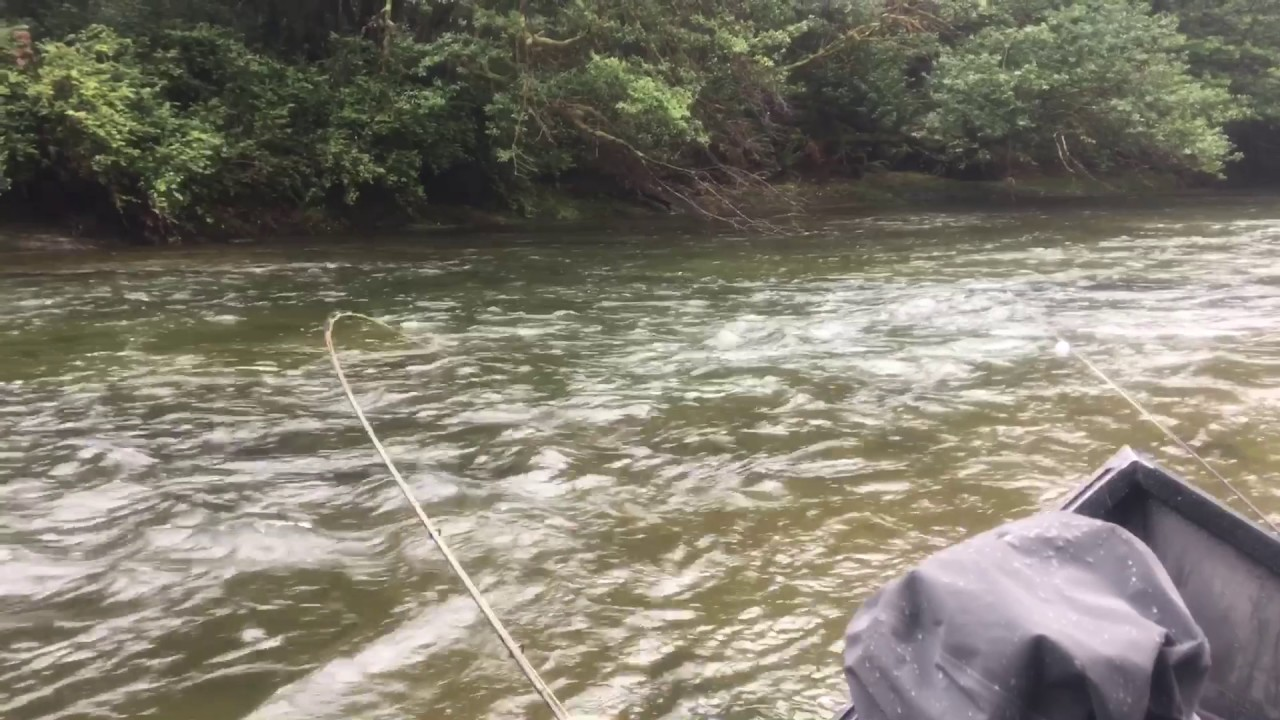 Fly fishing oregon coast youtube for Oregon out of state fishing license