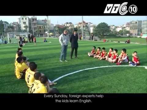 Dạy bóng đá cho trẻ em tại Hà Nội 0979121097