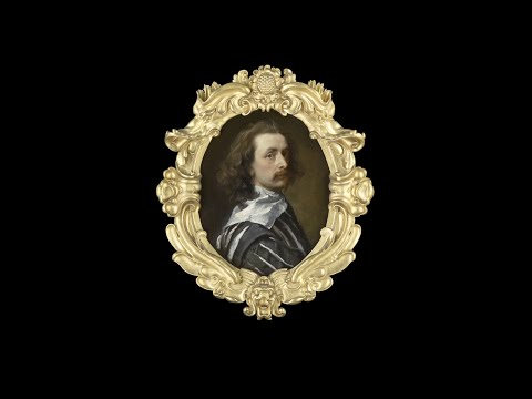 Van Dyck's Self-portrait in the Collection of the National Portrait Gallery
