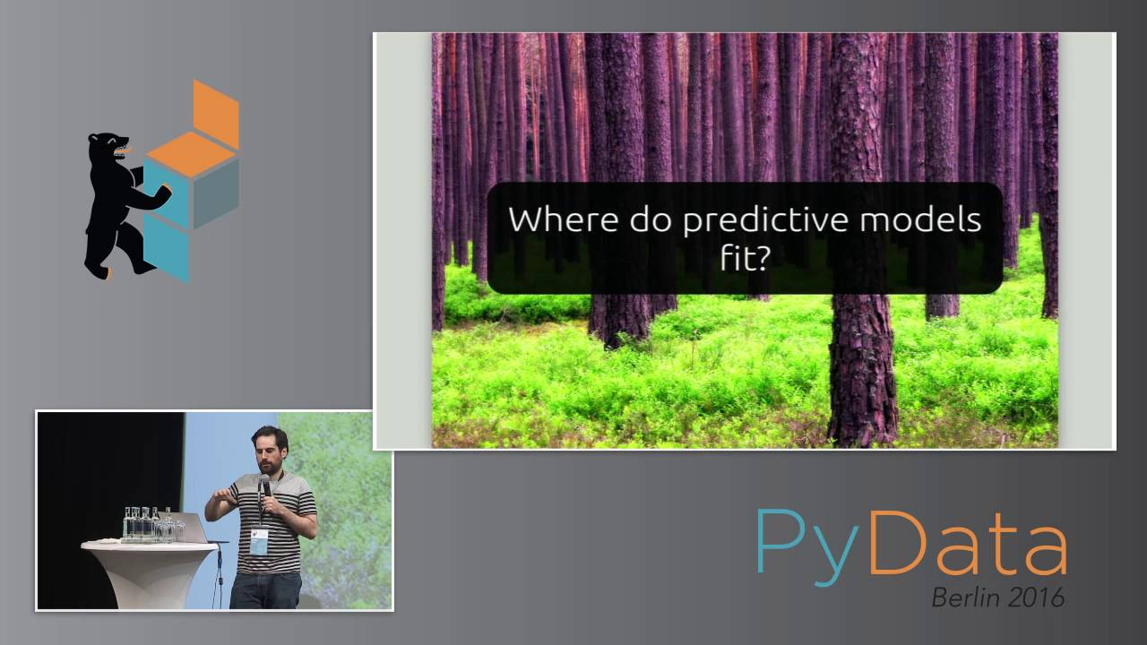 Image from Predictive modelling with Python