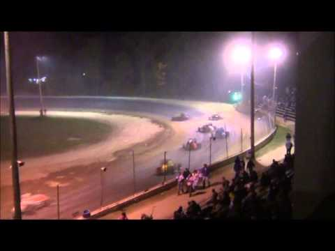 Lane Automotive MTS sprint series at Crystal motor speedway 5-26-13