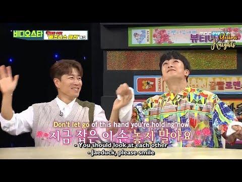 [ENG SUB/720P] 190820 Video Star - J-WALK Cuts (Kim Jaeduck, Jang Suwon)