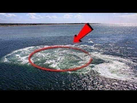 هذا ما يخفيه مثلث برمودا أنظر ماذا وجدوا في دوامة المحيط Youtube