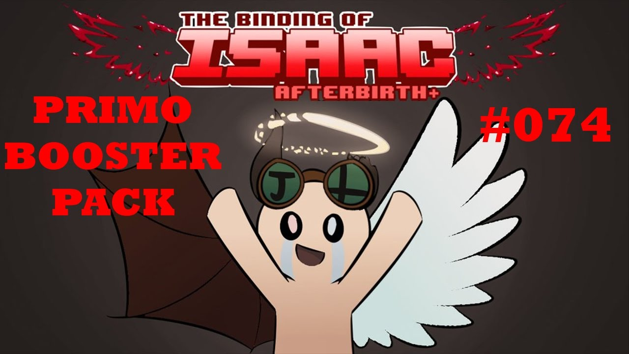 isaac afterbirth booster pack