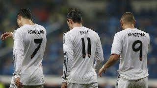 BBC (Bale, Benzema, Cristiano) All 41 goals 2016/2017 - La Liga Santander - HD