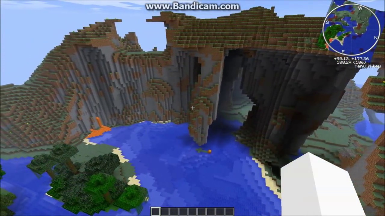 Mountain Fortress Seed - Minecraft