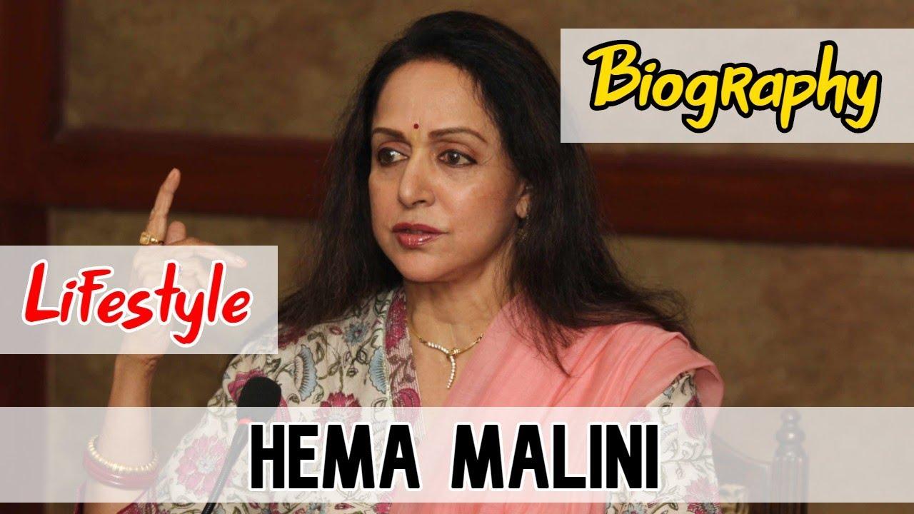 Hema Malini Biography Height Life Story Super Stars Bio