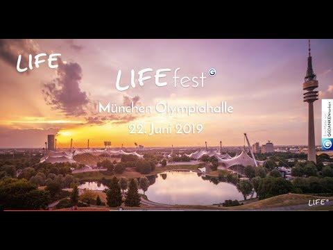 Dein LIFEfest für Glück & Erfolg I WIR FEIERN MIT DIR DAS LEBEN!