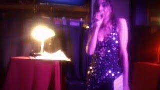 Jennifer Robin @ Salon Skid Row 12/8/15