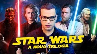 STAR WARS: A NOVA TRILOGIA FALHOU? - Cala Boca, Ricardo! 60
