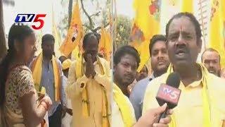 LB Nagar Division TDP leader Sama Rangareddy Face To Face  | Intintiki Telugu Desam | TV5 News