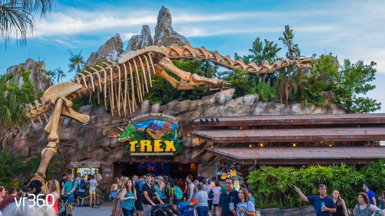 T rex disney springs coupons